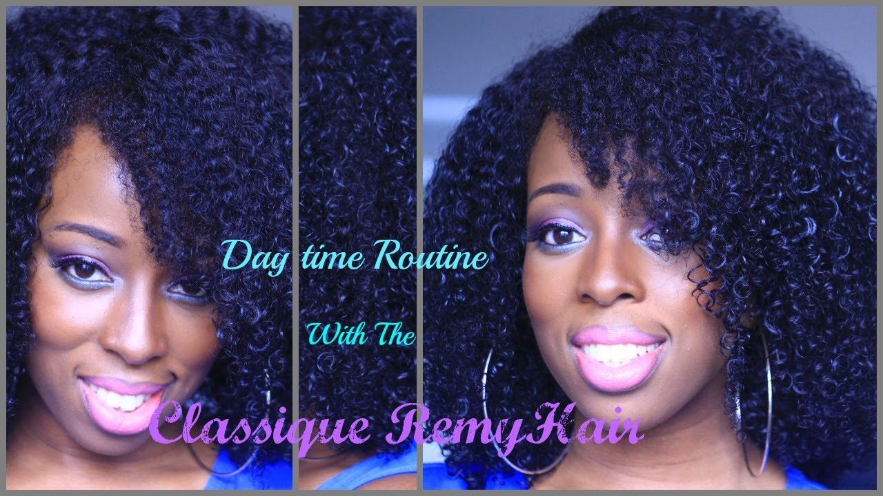Washing Remy Hair 74