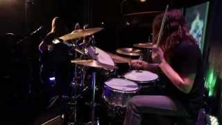 ANCIIENTS Mike Hannay - Faith and Oath (Drum Cam)