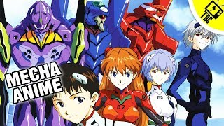 10 Essential Mecha Anime You Need to Watch after Pacific Rim Uprising! (The Dan Cave w/ Dan Casey)