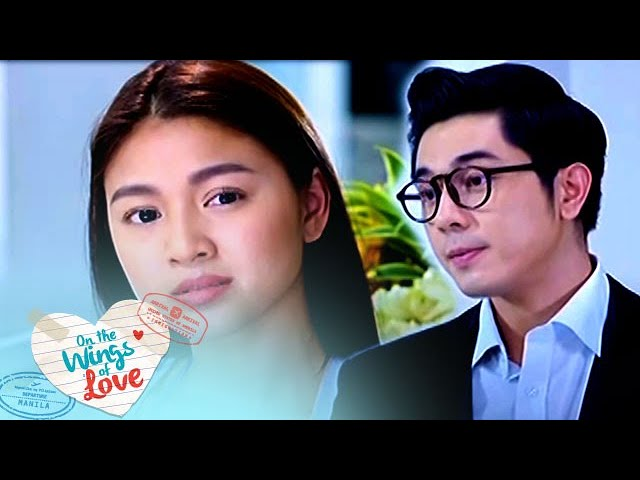 On The Wings Of Love: What Simon wants