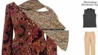 Liz Claiborne Woman Fashions Preview