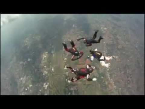free fall team sat 81 kopassus