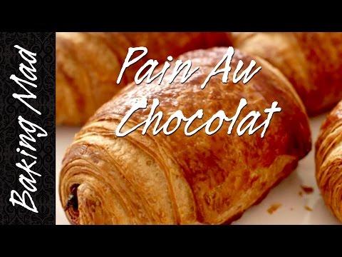 Baking Mad Monday: Pain Au Chocolat