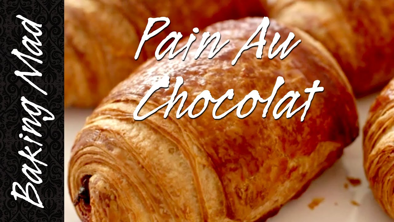 Jus Rol Pain au Chocolat Monday Pain au Chocolat