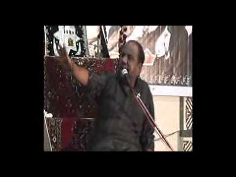Zill-e-raza (live 2010) Humko To Ali K Ghar Wale video