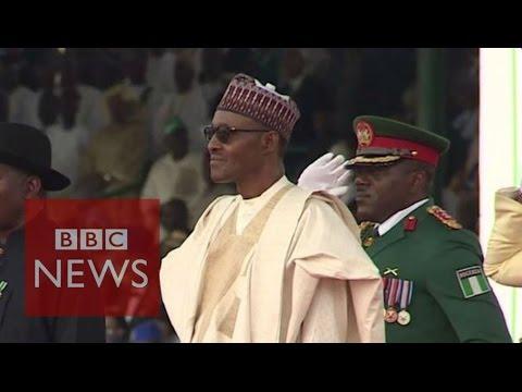 Nigeria: Assessing President Buhari's first 100 days - BBC News