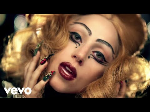 Lady Gaga - Judas Music Videos