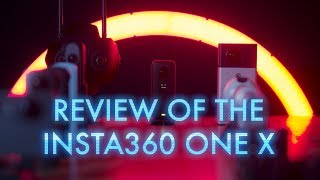 Review of the INSTA360 ONE X - the best small 360 camera out there?