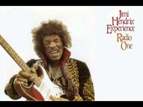 "Jimi Hendrix - Radio One ""Burning of the Midnight Lamp"""