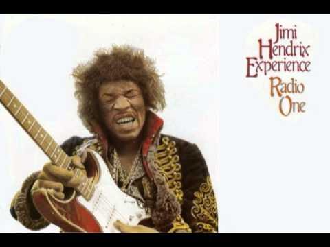 Jimi Hendrix - Radio One Jingle