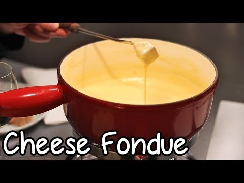 Cheese Fondue | Authentic Swiss Family Recipe