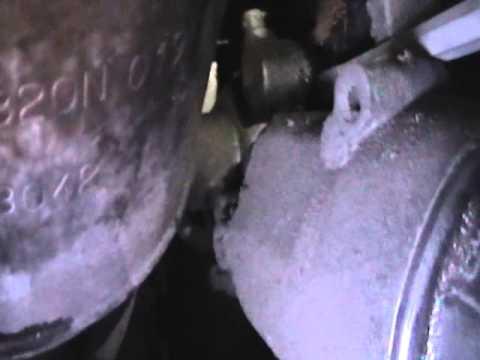 2003 Cadillac Cts Crank Position Sensor Part 2 Youtube