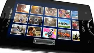 Sony Ericsson XPERIA Mini Pro video ad