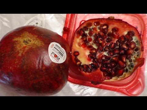 How to Eat Pomegranate - Super Heart-Health Food