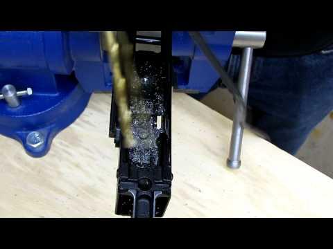 Saiga 7.62 to AK-47 Conversion - Part 1 - By Ed and Auston