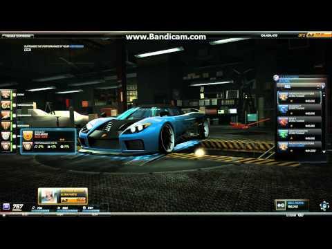 Need For Speed World Car Reviews - Koenigsegg Elite Edition !!!!!