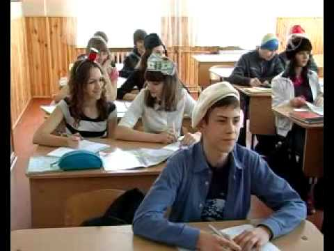 В школе № 1 отметили Международный день юмора ecity cn ua