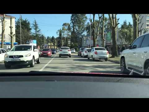 Переезд в Сочи! Дороги, парковки, развязки, нюансы в Сочи!