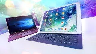 iPad Pro vs Surface Pro 2017!