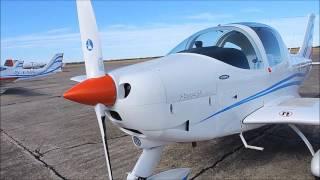 1er Vuelo Solo En Aeronaves Tecnam P2002jf En Eam Cordoba  05jul17