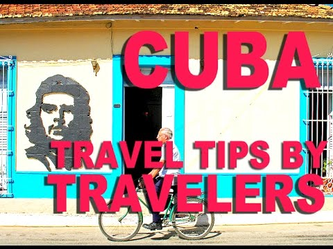 Cuba - Travel tips where to go by travelers