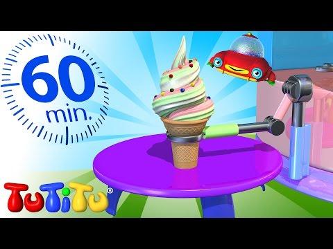 TuTiTu Specials | Ice Cream Maker Machine  | And Other Surprising Toys | 1 Hour Special