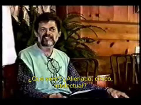 Terence McKenna - Tu eres el centro del mandala (subtitulado)