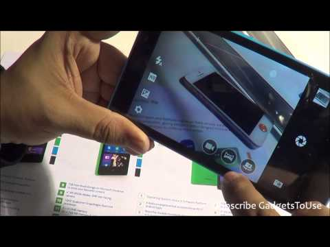 Nokia XL Hands on, Quick Review, Features and Overview HD at MWC 2014