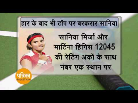 Sania-Martina remain on top, Leander Paes upgrades