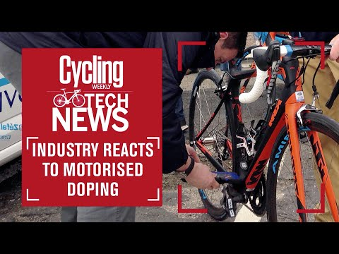Cycling Weekly tech news: Industry reacts to motorised doping