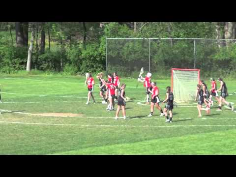 Girls Lacrosse Pine-Richland @ Sewickley Academy Highlight Video 5-3-12.mov