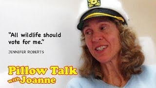 Pillow Talk with Joanne Ep 1: Politico Jennifer Roberts