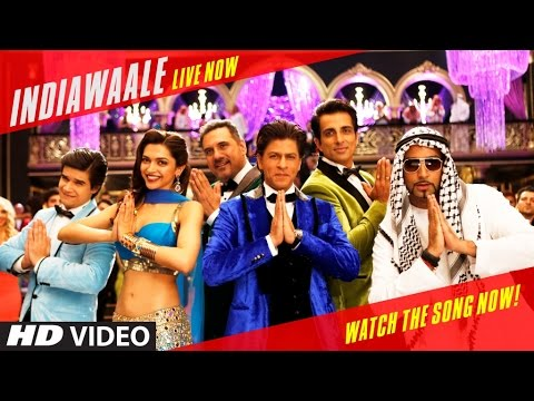 Indiawaale | Happy New Year | Official Song (2014) video