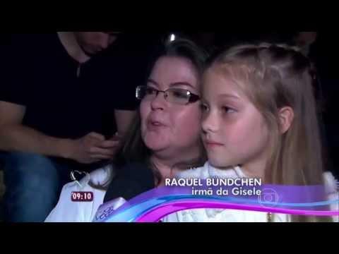 Gisele Bündchen - Mais Você (April 16, 2015) - SPFW S/S 2016