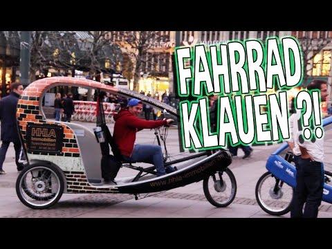 WENN DU EIER HAST! #5 | FAHRRAD KLAUEN !?