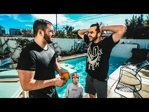 TRYING TO CONVINCE COURAGE TO JOIN 100 THIEVES!