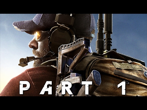 GHOST RECON WILDLANDS Walkthrough Gameplay Part 1 - Itacua (Campaign)
