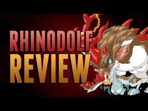 Rhinodolf Review - Miscrits SK