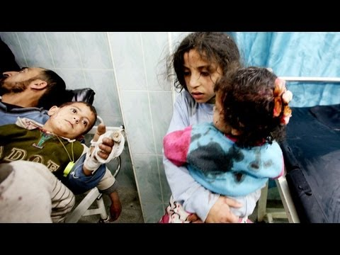 Mosaic News 3/12/2012: Israeli Air Strikes on Gaza Claimed 23 Lives Since Friday