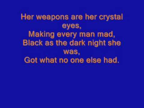 shocking blue venus lyrics on screen 100%correct