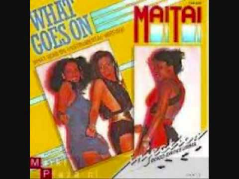 Mai Tai: What goes on