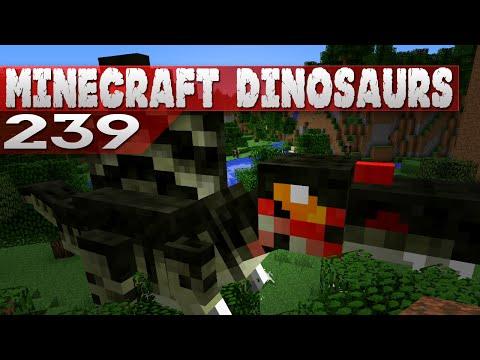 Minecraft Dinosaurs Episode 239 6.3.1 Update