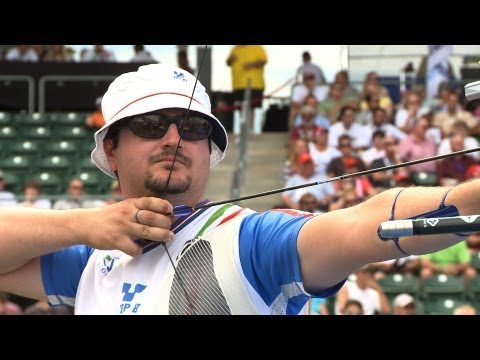 Team Macth #7 - Ogden - Archery World Cup 2012