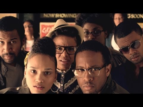 DEAR WHITE PEOPLE Concept Trailer A satire about being a Black face in a white place. **FEATURED ON CNN** Click the link to check out what CNN has to say abo...