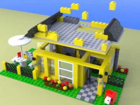 Lego 4996 Beach House Youtube