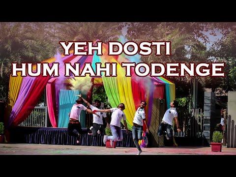 Yeh Dosti Hum Nahin Todenge | Unbreakable Friendship | MiRACLES Group