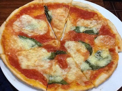 Как приготовить пиццу. Пицца Маргарита, пошаговый рецепт.