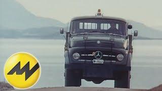 Mercedes-Benz Truck Historie | Motorvision