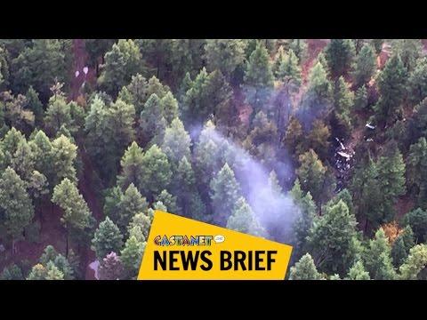 Plane crash kills 4