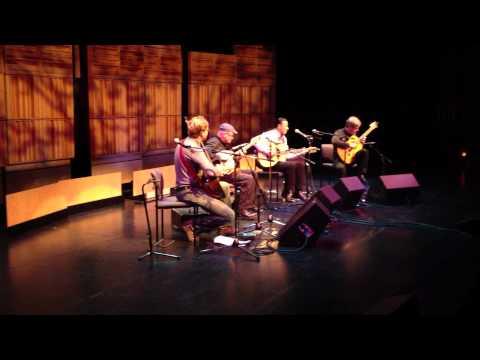 Lulo Reinhardt's ASIA with Adrian Legg, Marco Pereira, Lulo Reinhardt and Brian Gore